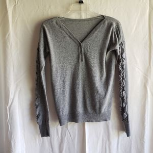 Stitch Fix Olive & Oak Grey Sweater XS